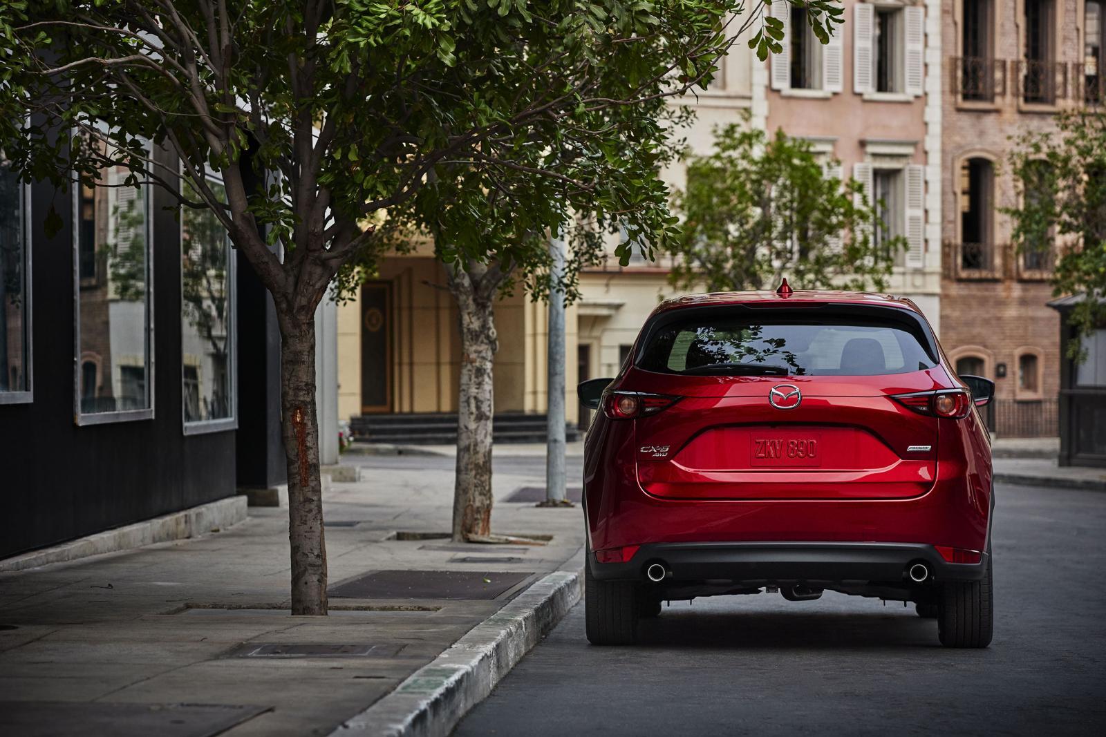 Mazda CX-5 precio 12