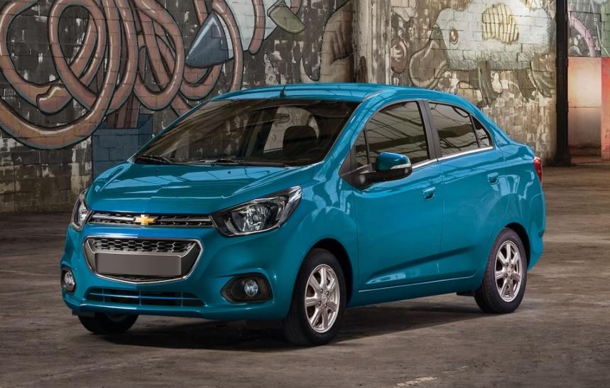 Chevrolet Beat precio 3