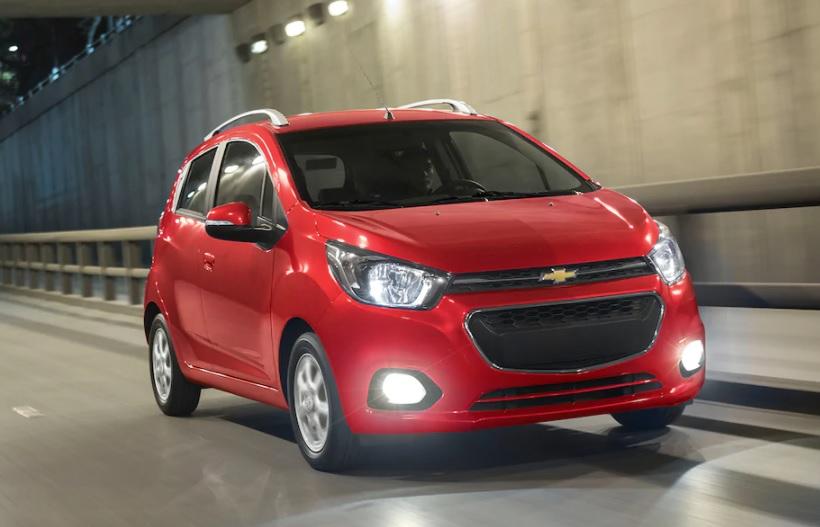 Chevrolet Beat precio 4