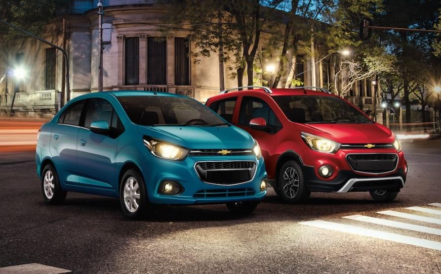 Chevrolet Beat precio 1