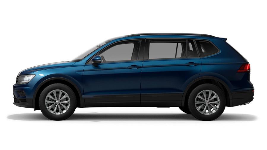 Existen 5 versiones de la SUV alemana