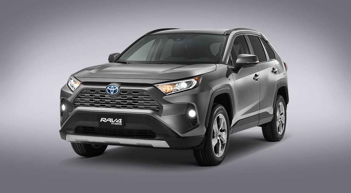 Toyota RAV4 precio 1