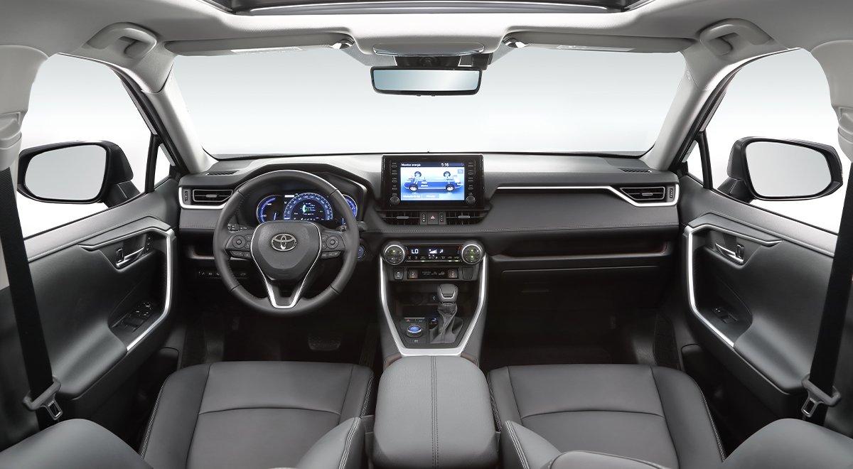 Toyota RAV4 precio 4