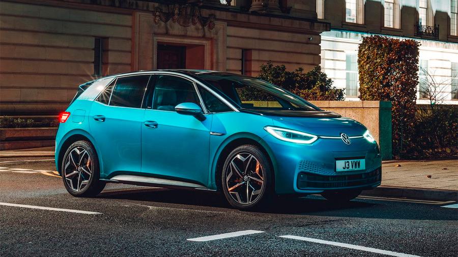 El Volkswagen ID.3 fue presentado en 2019