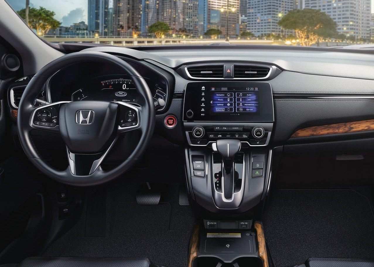 Honda CR-V precio 6
