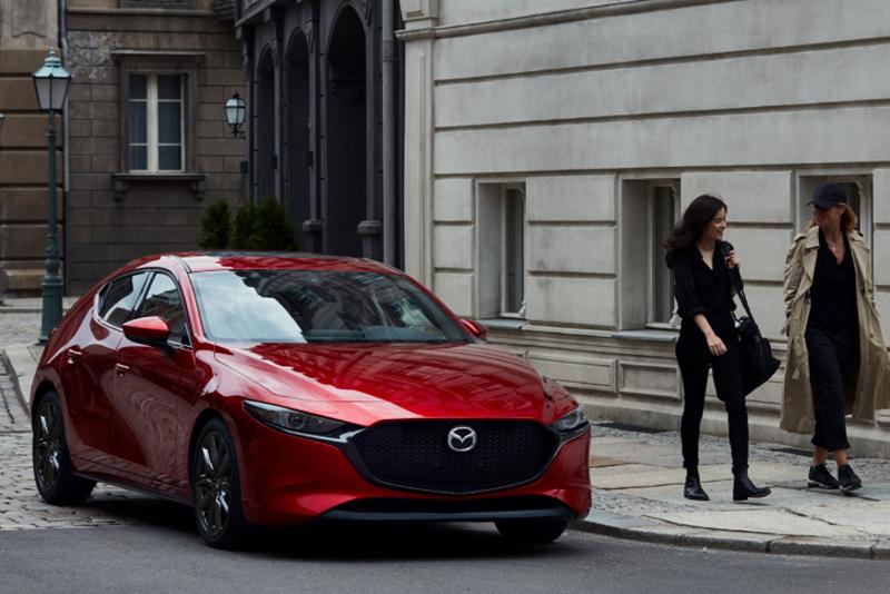 Mazda 3 en la lista de los autos más populares