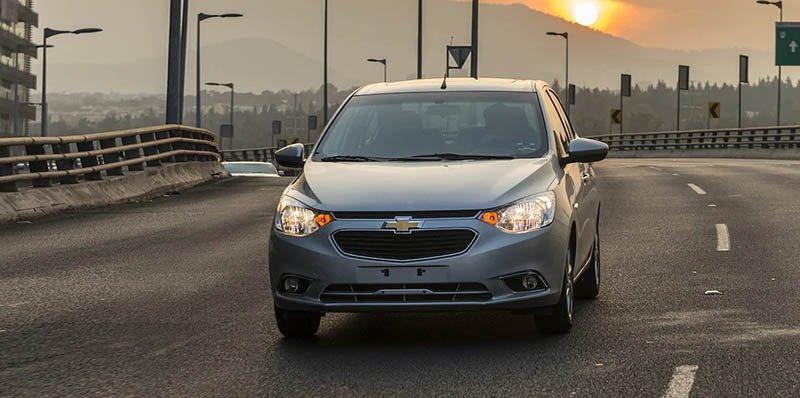 Chevrolet Aveo en la lista de los autos más populares