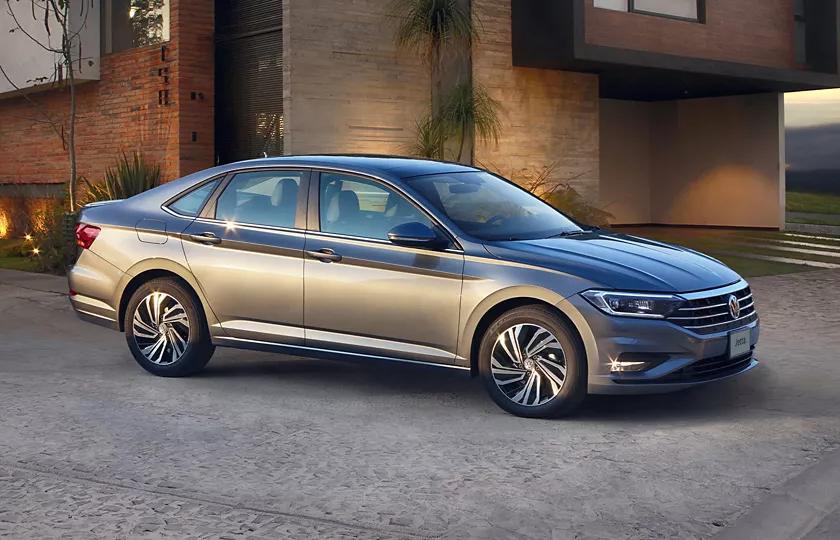 Volkswagen Jetta en la lista de los autos más populares