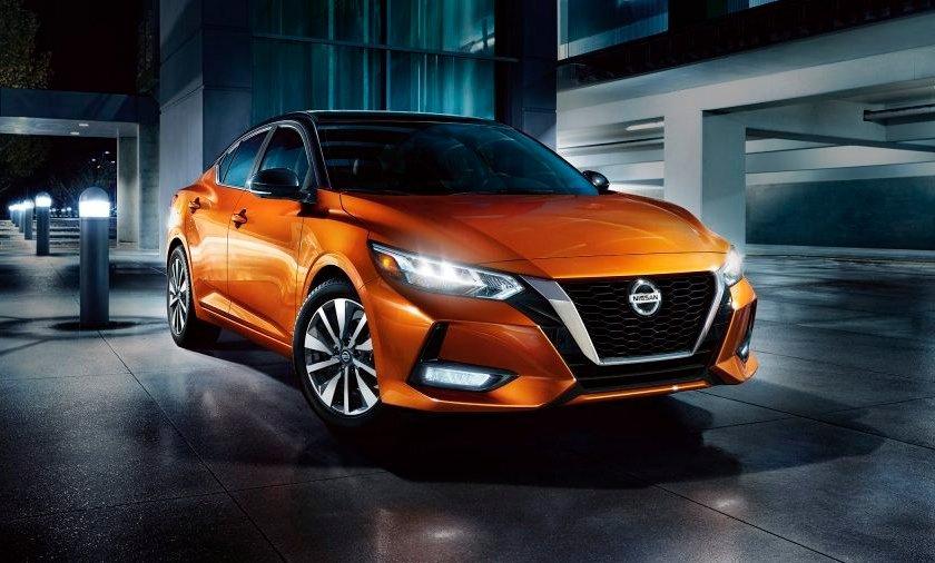 Nissan Sentra en la lista de los autos más populares