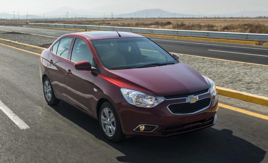 Autos usados más buscados en Automexico en 2020 - Chevrolet Aveo