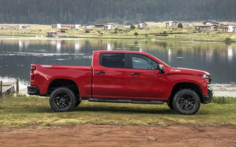 Autos usados más buscados en Automexico en 2020 - Chevrolet Cheyenne