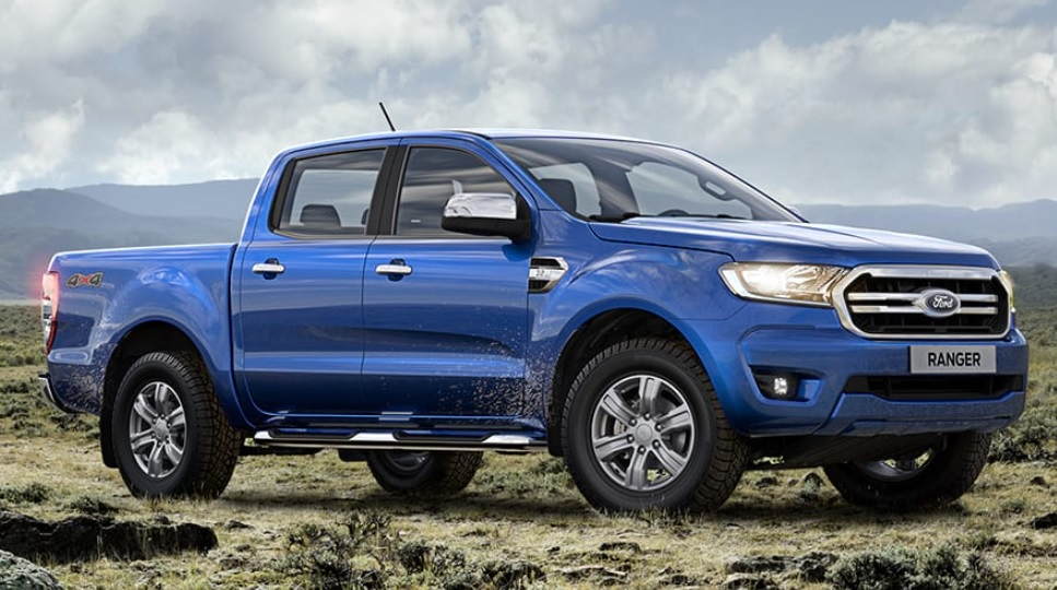 Autos usados más buscados en Automexico en 2020 - Ford Ranger