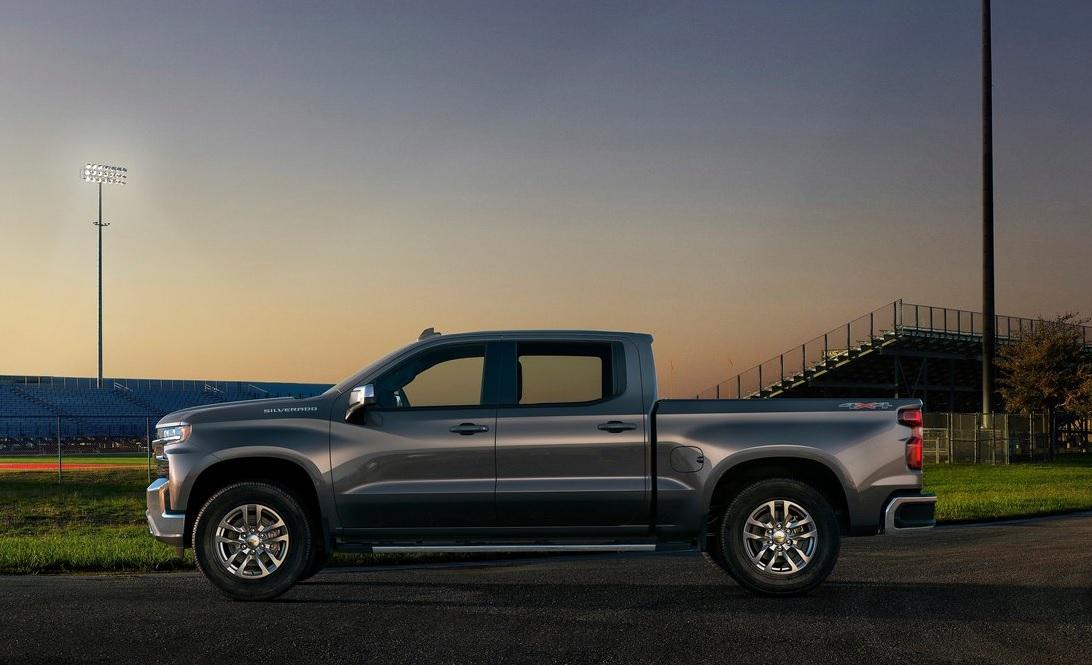 Autos usados más buscados en Automexico en 2020 - Chevrolet Silverado