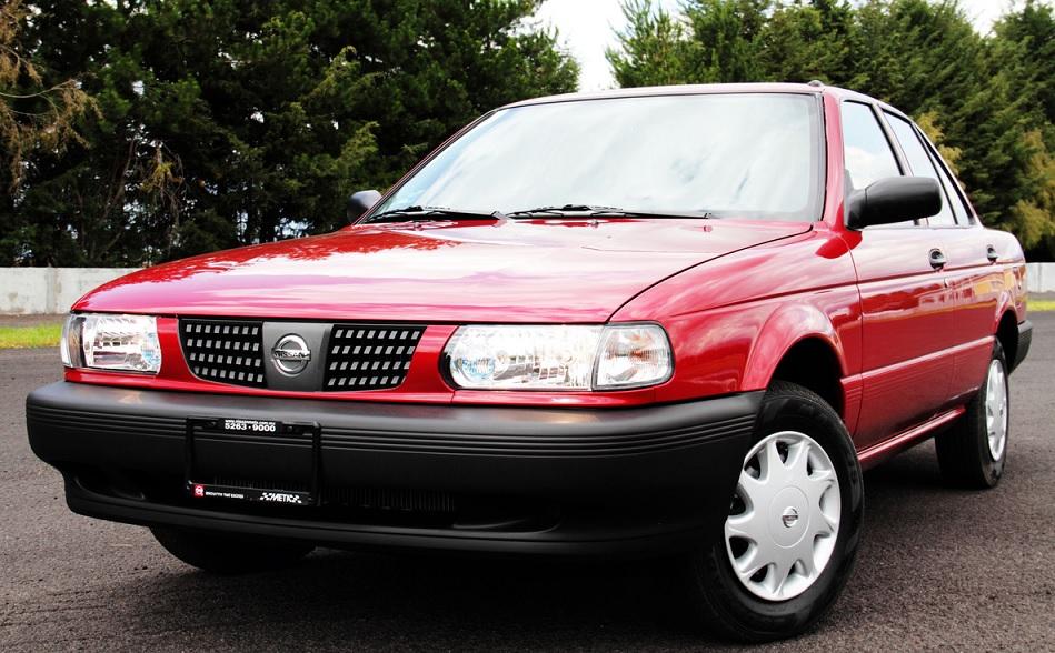 Autos usados más buscados en Automexico en 2020 - Nissan Tsuru