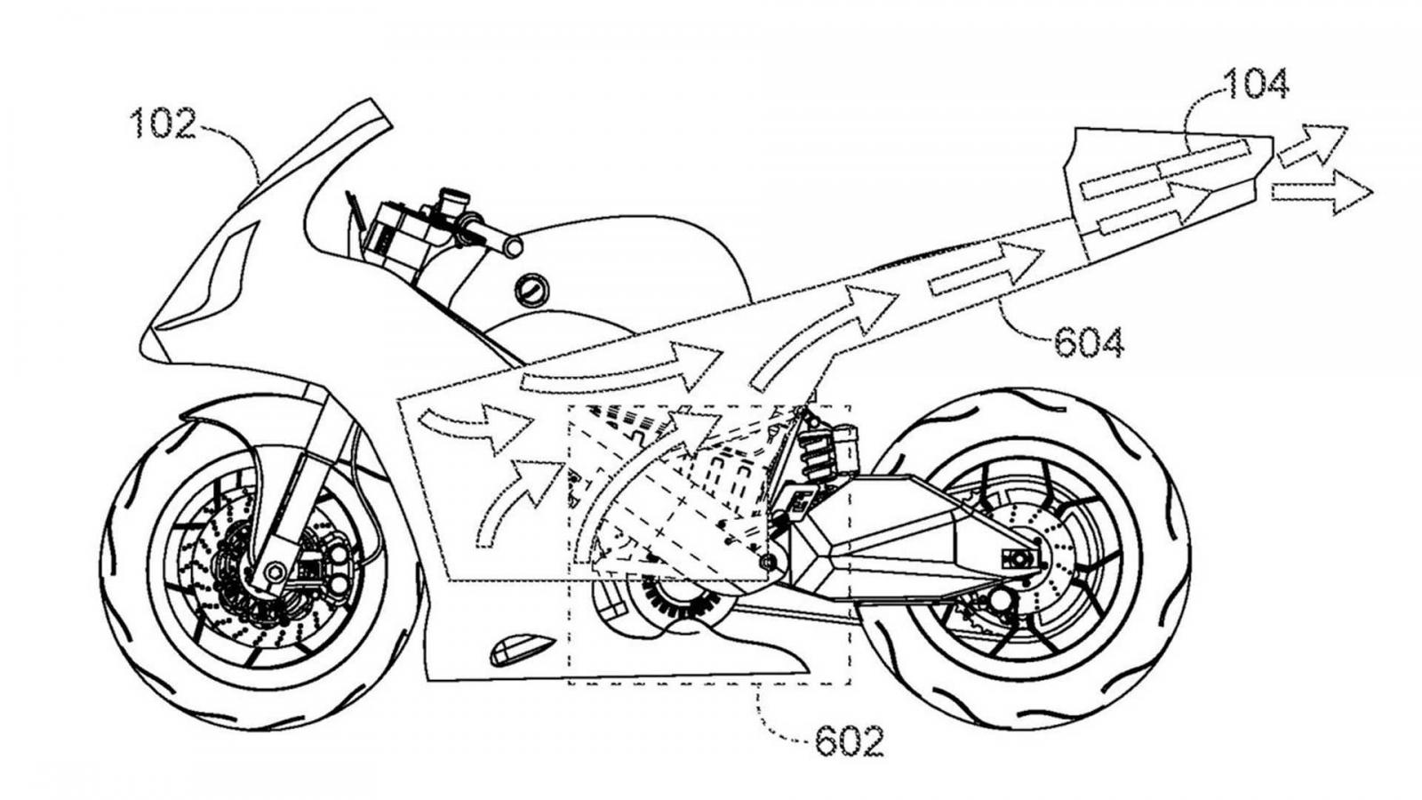 Honda moto 3