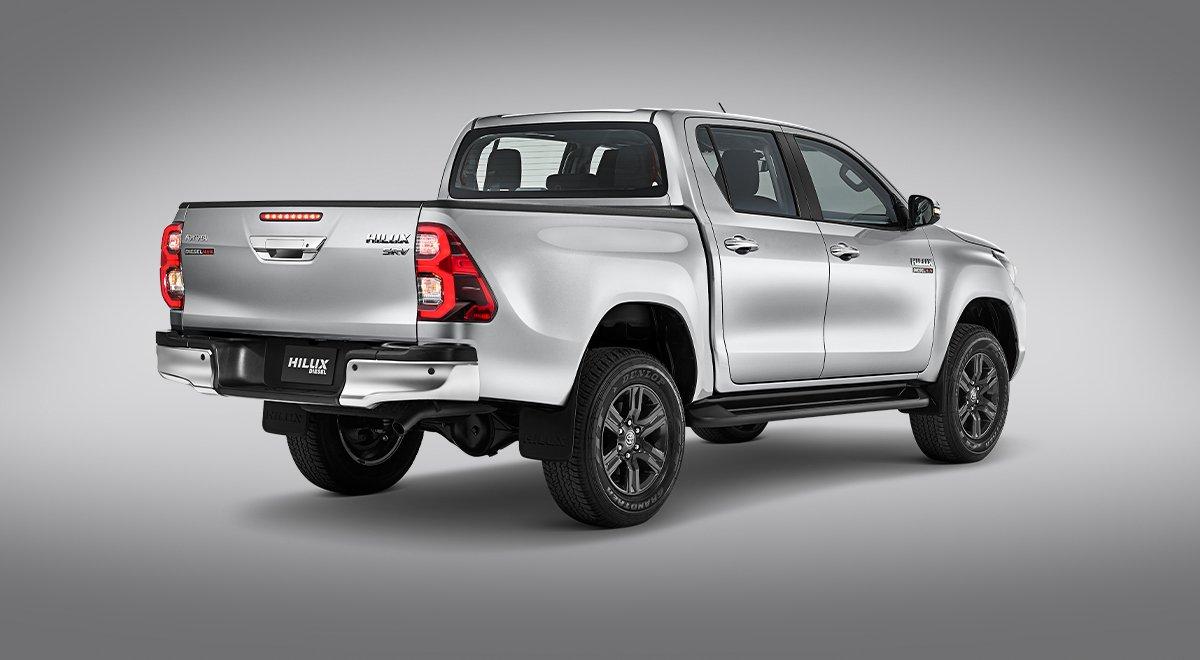 Toyota Hliux precio 3