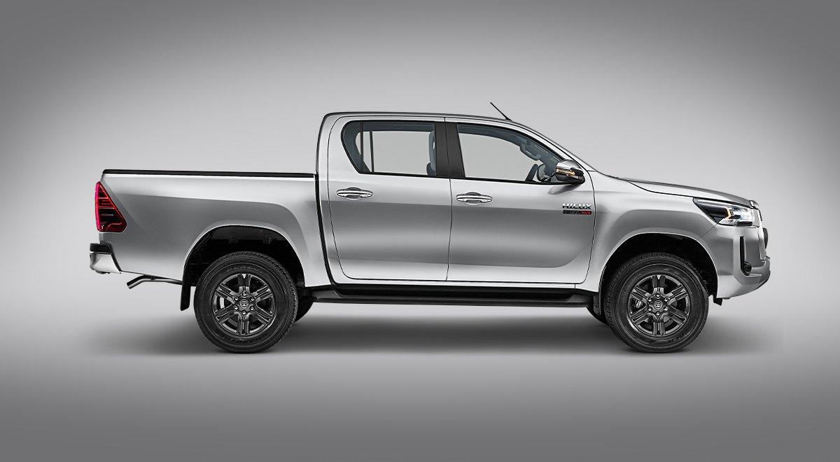 Toyota Hilux precio 4