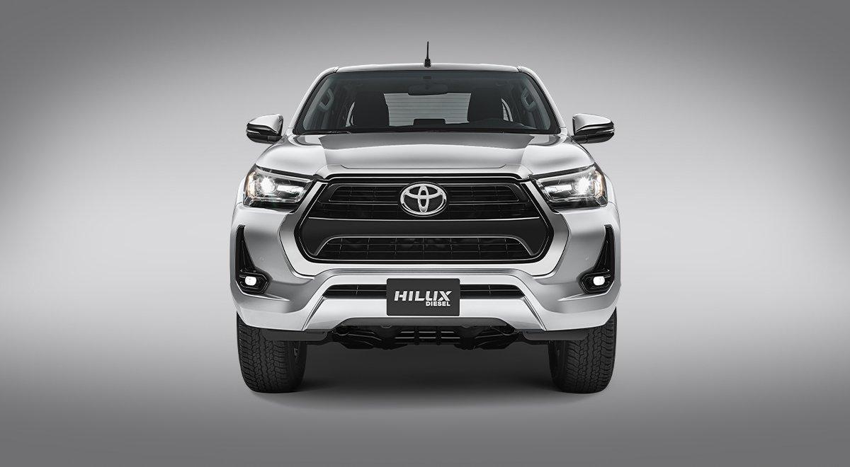 Toyota Hilux precio 5