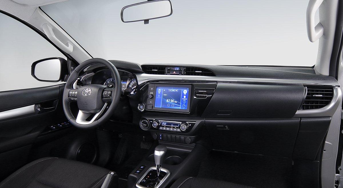 Toyota Hilux precio 6