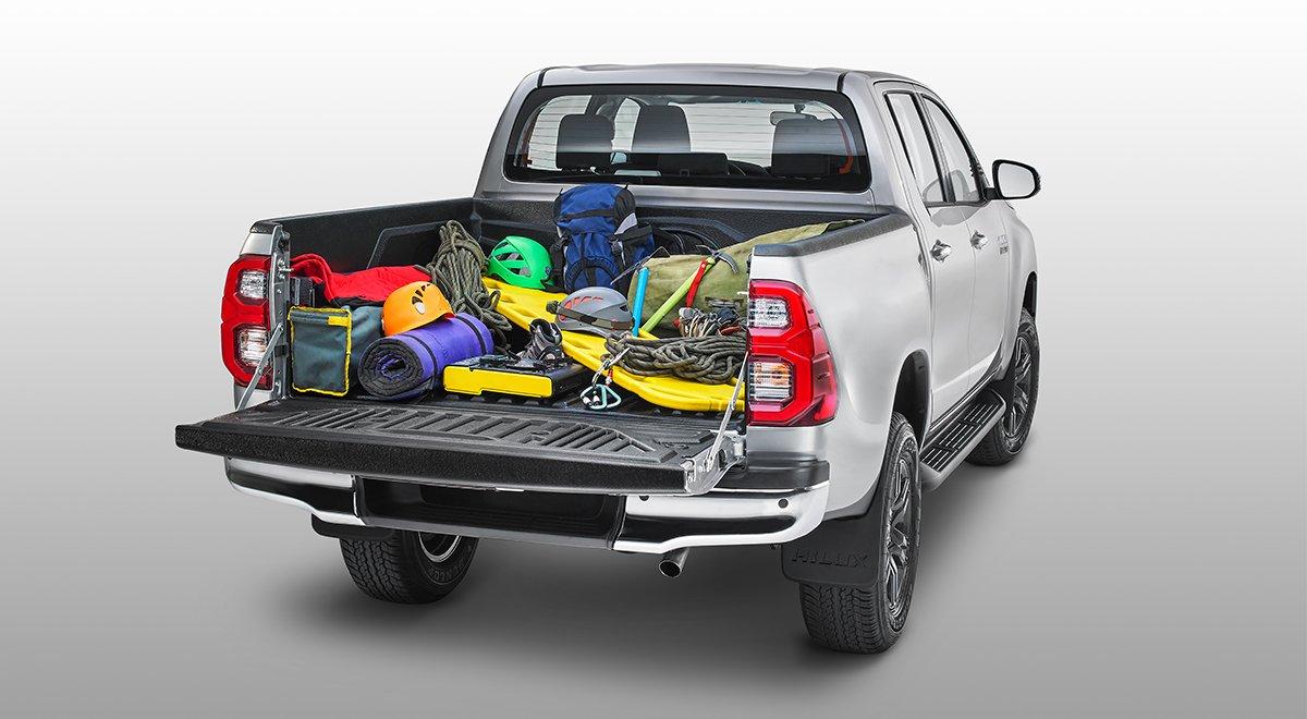 Toyota Hilux precio 7