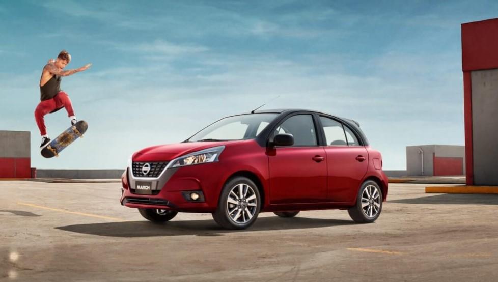 Nissan March precio 2