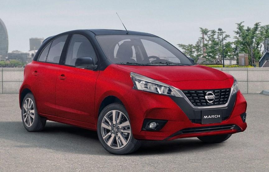Nissan March precio 4