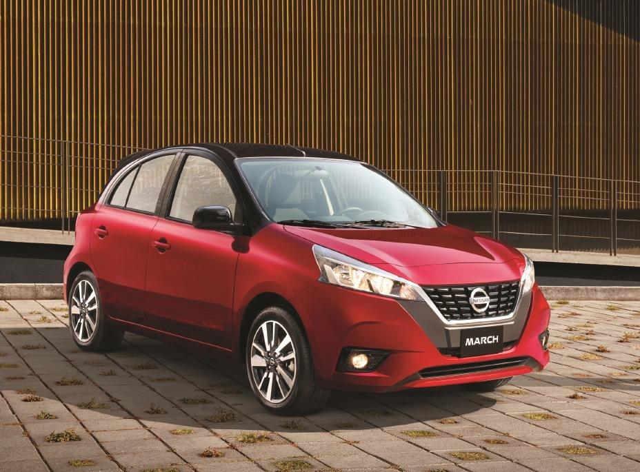 Nissan March precio 1