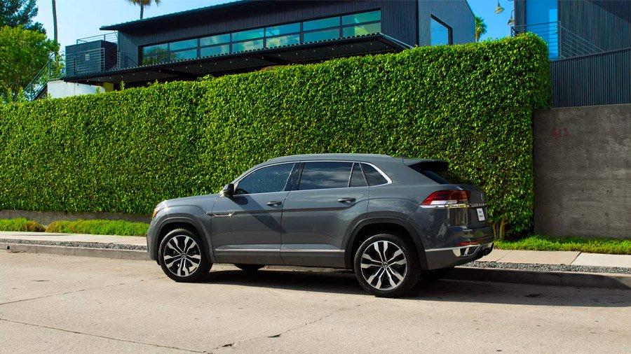 SUV de Volkswagen: Volkswagen Cross Sport 2
