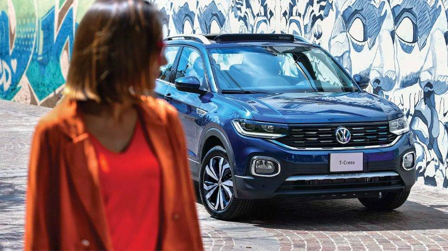 SUV de Volkswagen: Volkswagen T-Cross