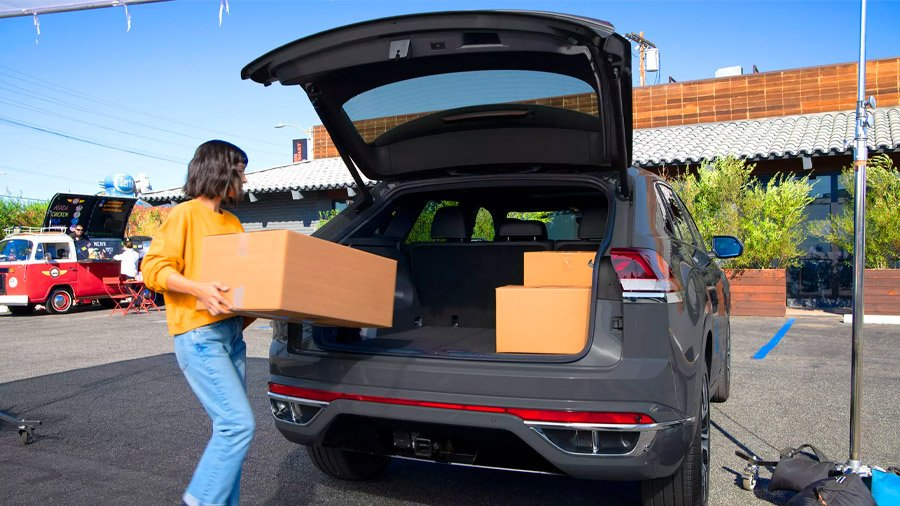 SUV de Volkswagen: Volkswagen Cross Sport 1
