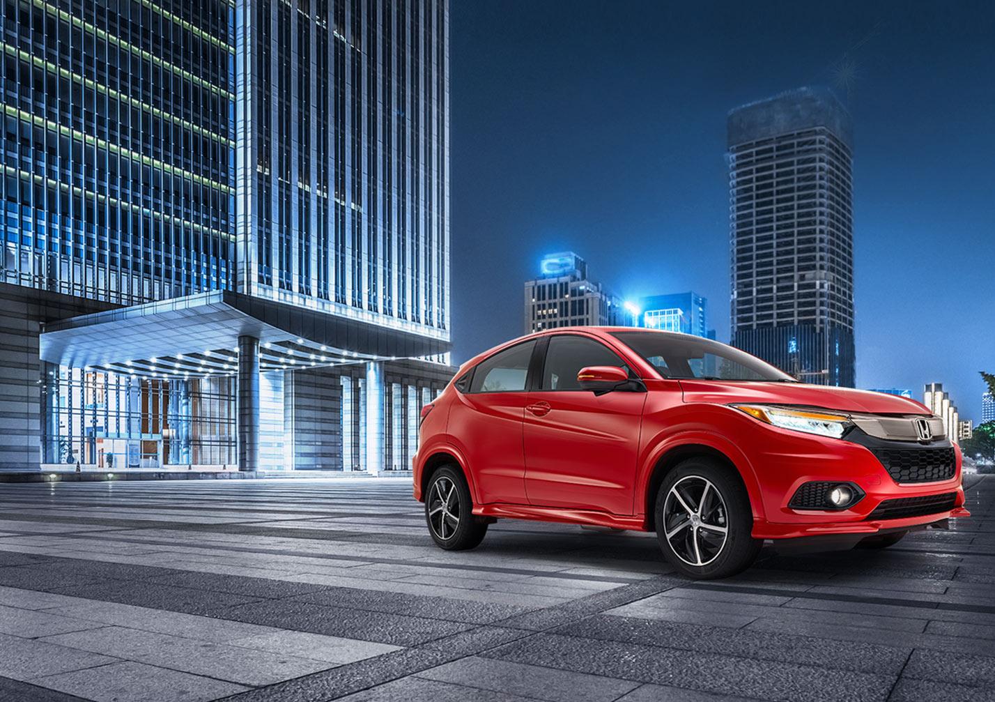 Honda HR-V precio 1