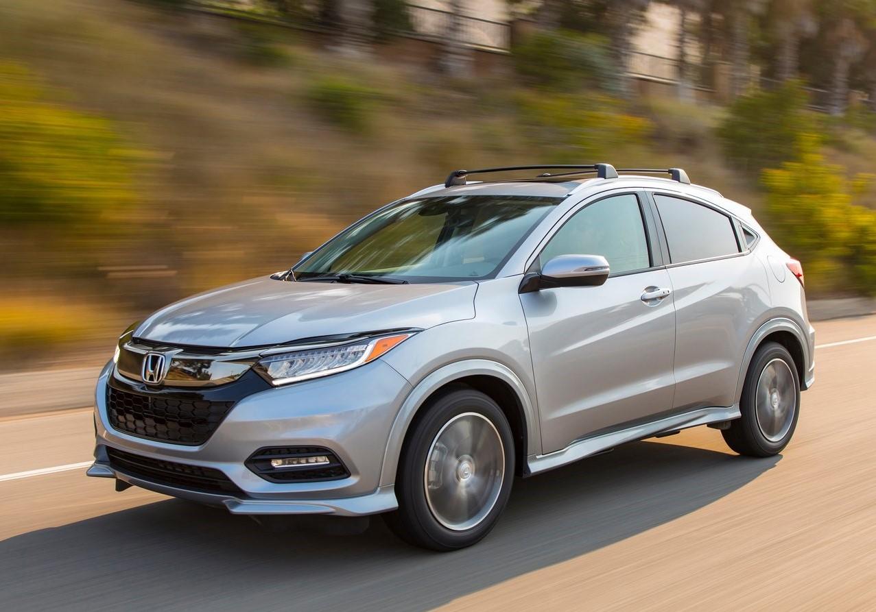Honda HR-V precio 5