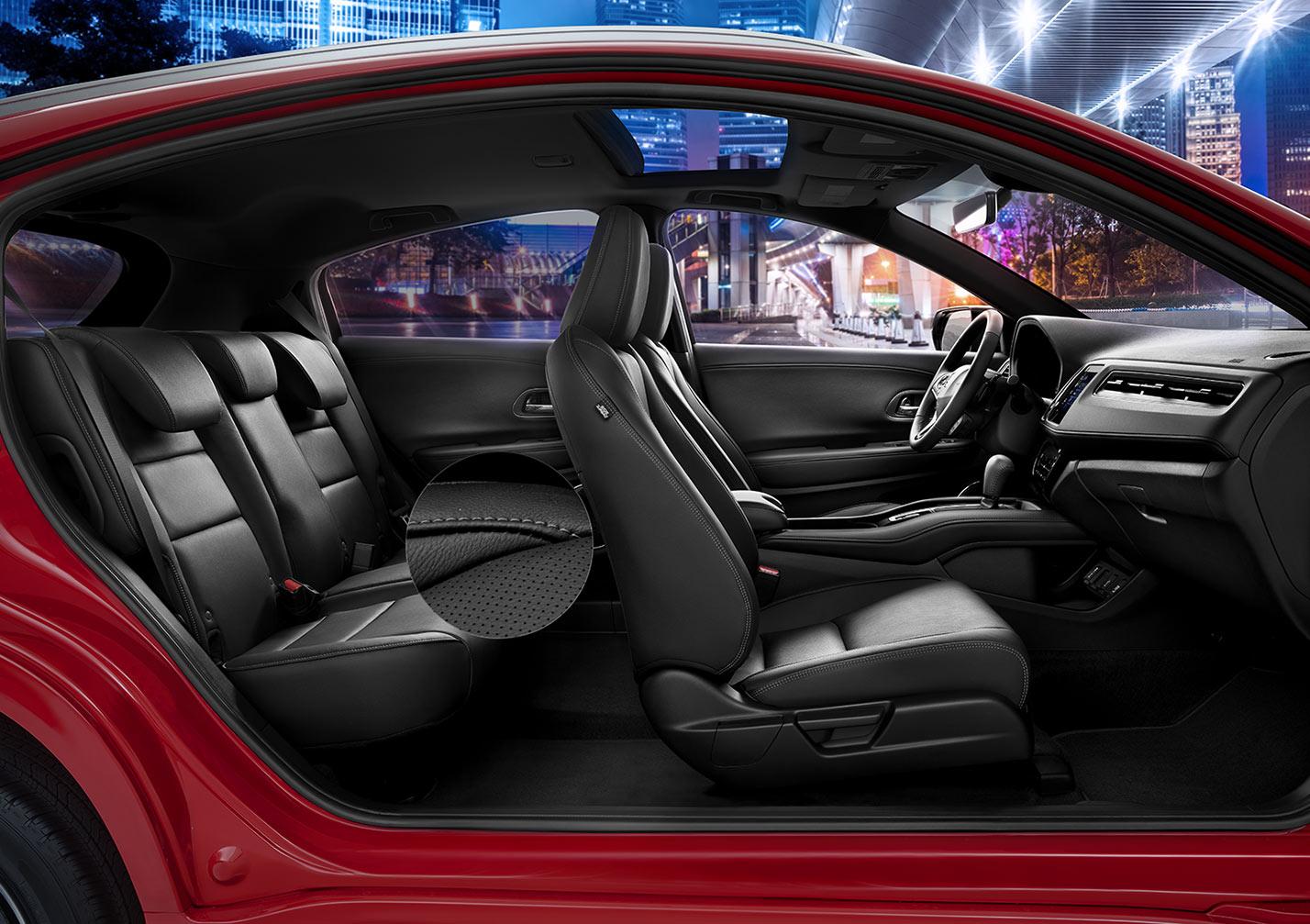 Honda HR-V precio 6