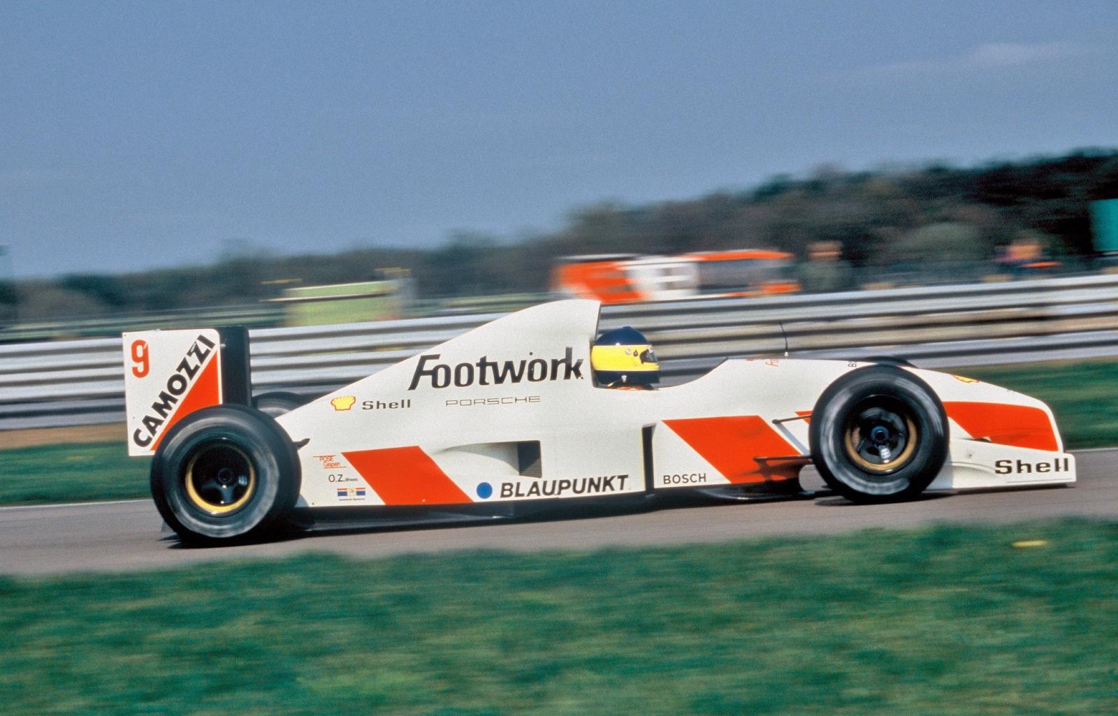 Footwork F1