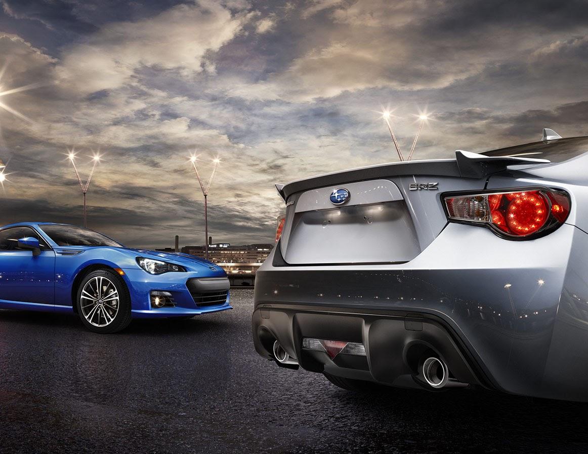 Subaru BRZ en venta 1
