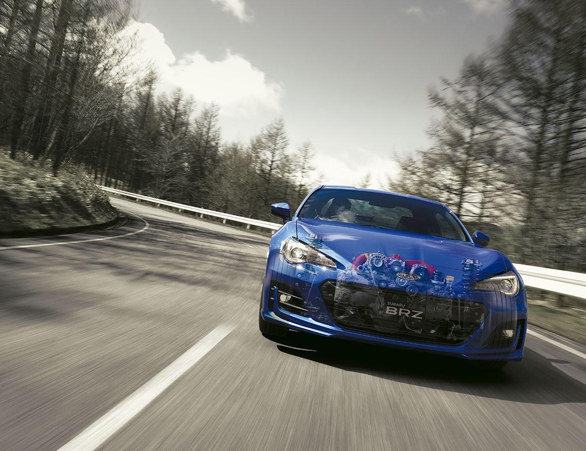 Subaru BRZ en venta 2