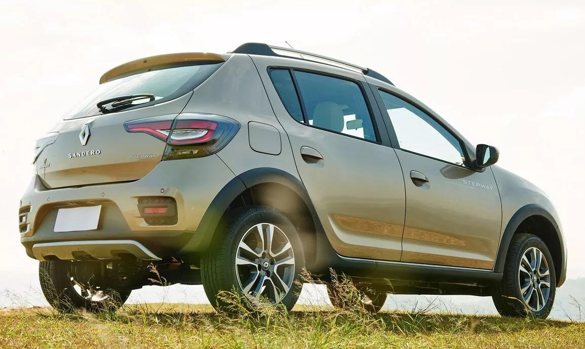 Renault Stepway Intens CVT 2021 resena opiniones
