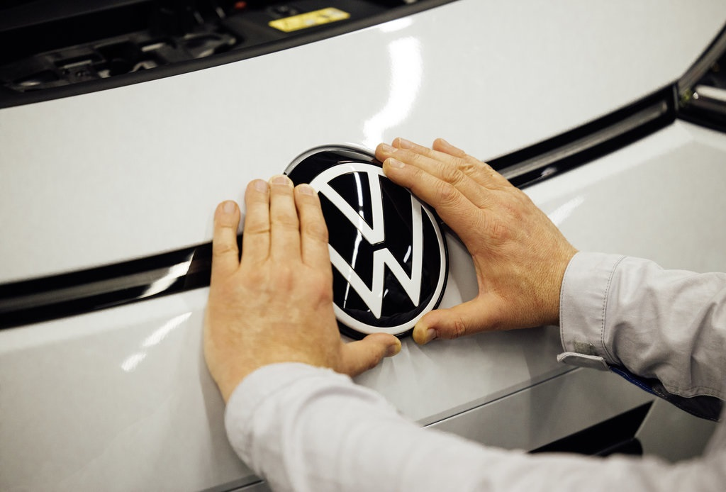 Volkswagen presentó su Proyecto Trinity