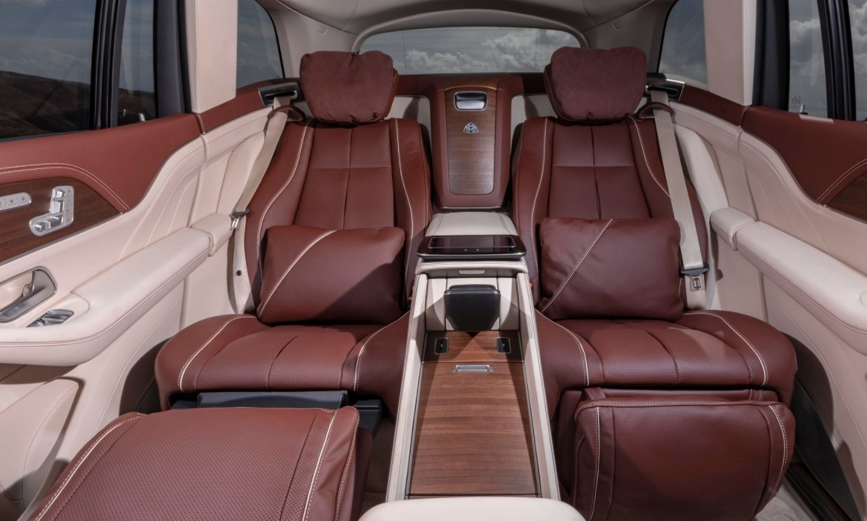 Mercedes-Maybach GLS 600 4Matic 2021 resena opiniones