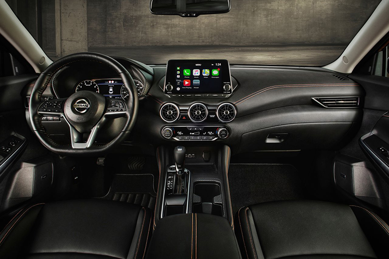 Nissan Sentra Exclusive Bitono 2021 Volkswagen Jetta Highline 2021 comparativa