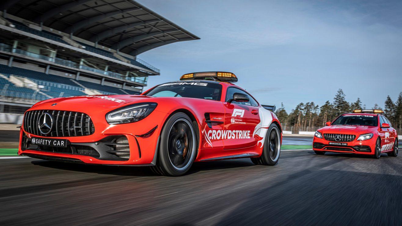 Mercedes-AMG Safety Car F1