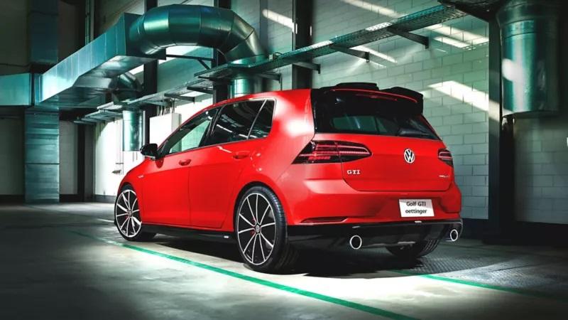 Volkswagen Golf GTI precio 2