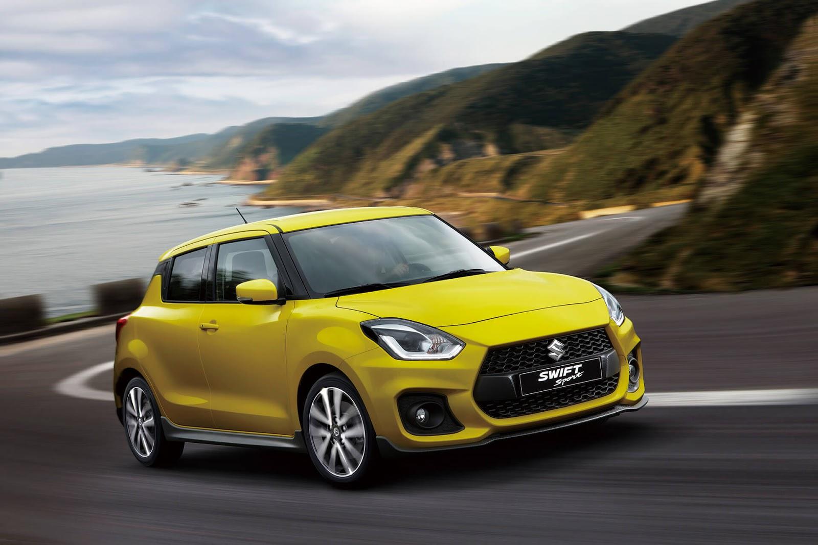 Suzuki Swift Sport en venta 1