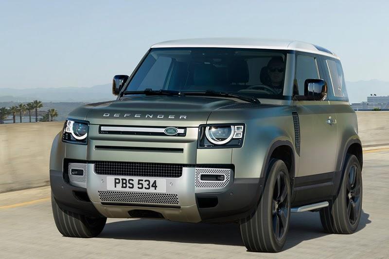 Land Rover Defender en venta 1
