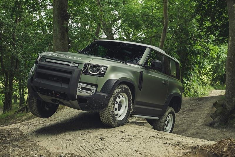 Land Rover Defender en venta 2
