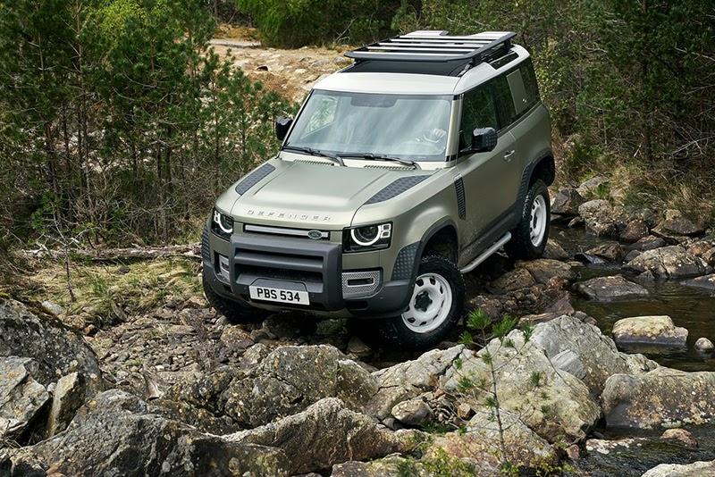 Land Rover Defender en venta 3