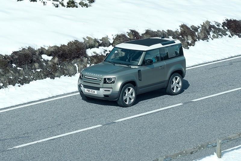 Land Rover Defender en venta 4