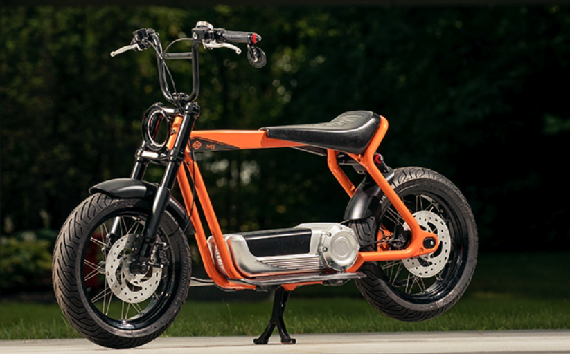 HD scooter