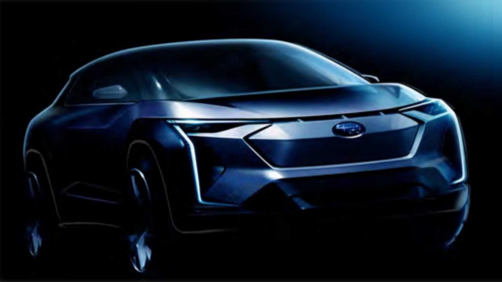 Subaru Concept 2020