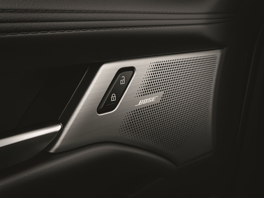bocinas para auto 1 - Sistema de audio Bose